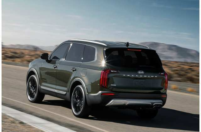 13 The Kia New Suv 2020 Price Specs And Review