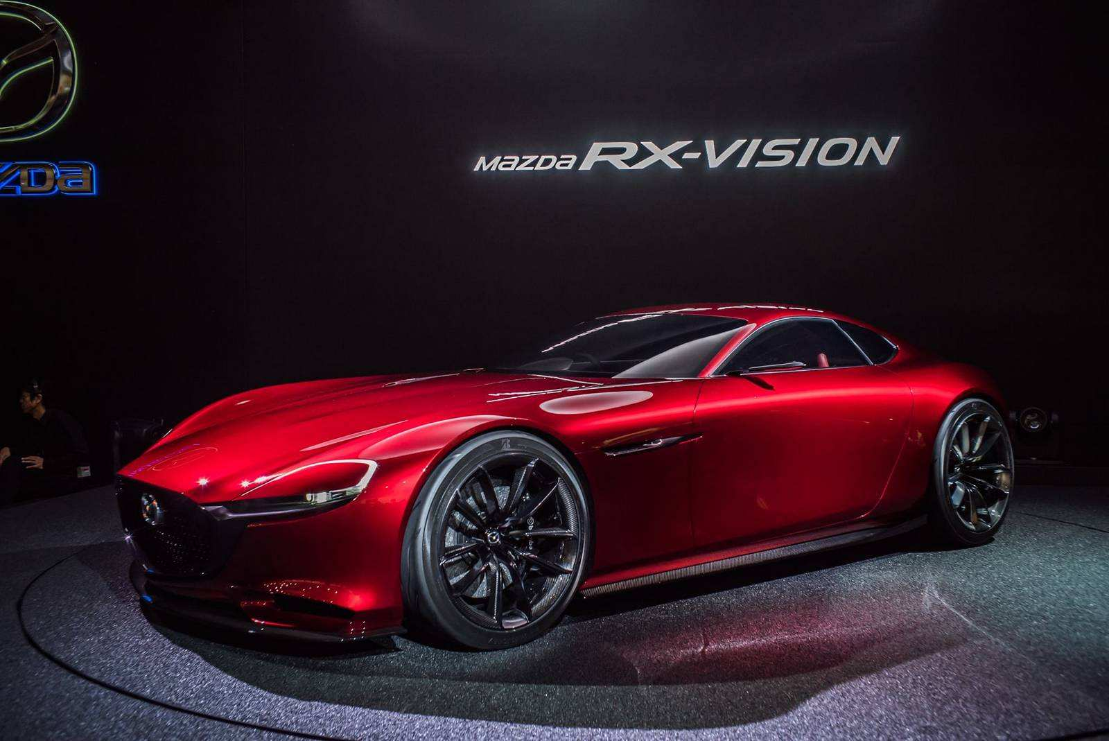 13 The Mazda Rx Vision 2020 Exterior