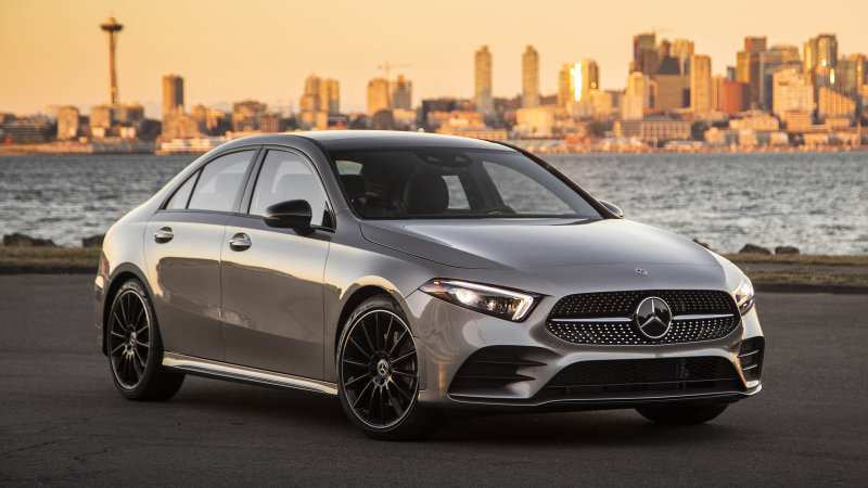 13 The Mercedes 2019 A Class First Drive
