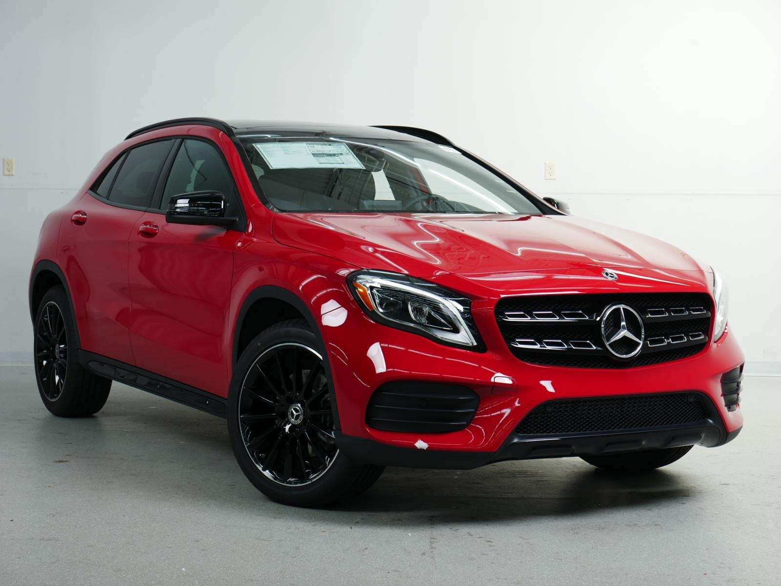 13 The Mercedes Gla 2019 Pictures