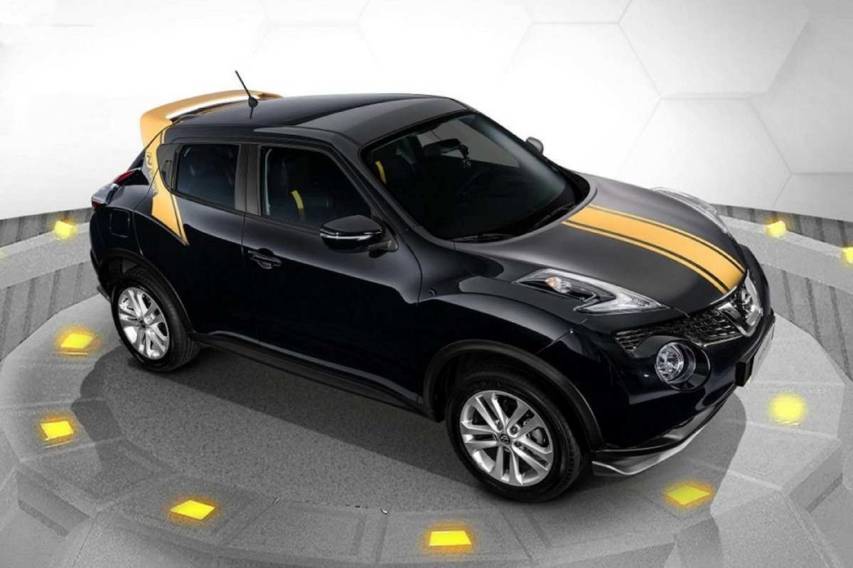 13 The Nissan Juke 2019 Philippines Configurations