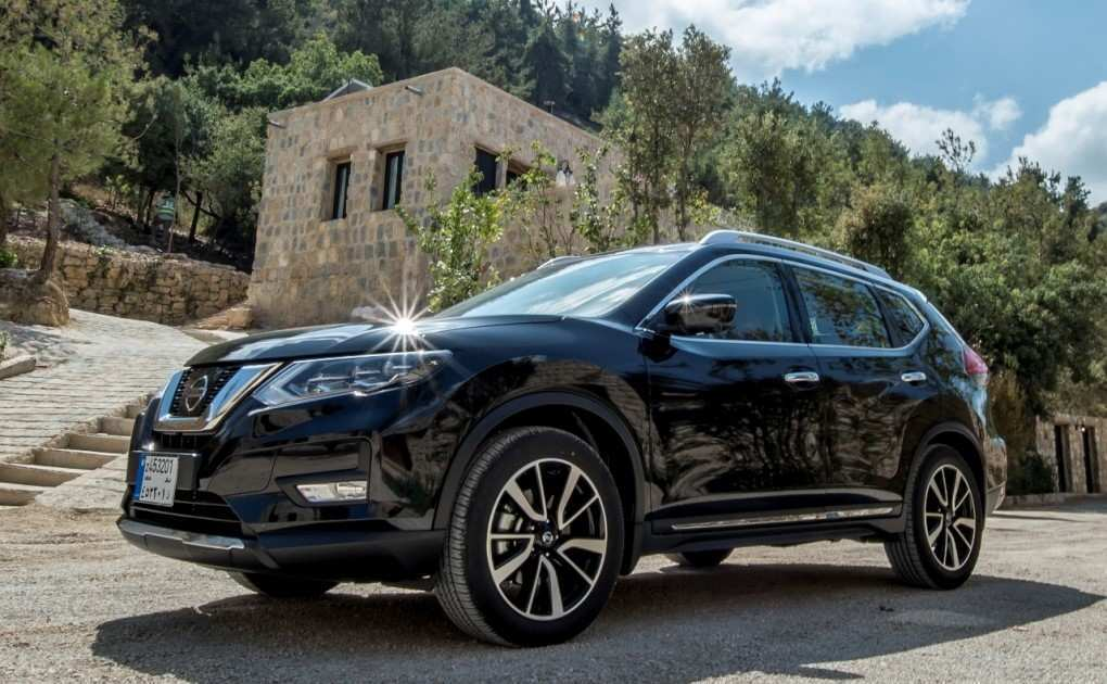 13 The Nissan X Trail 2020 First Drive