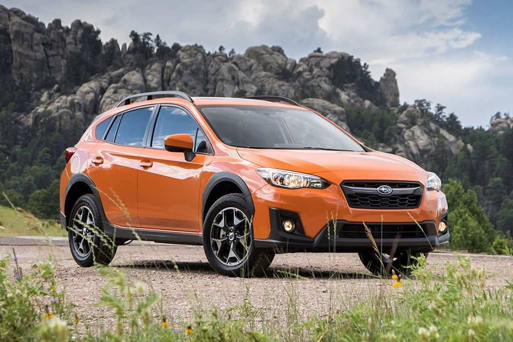 13 The Subaru Xv 2019 Spy Shoot