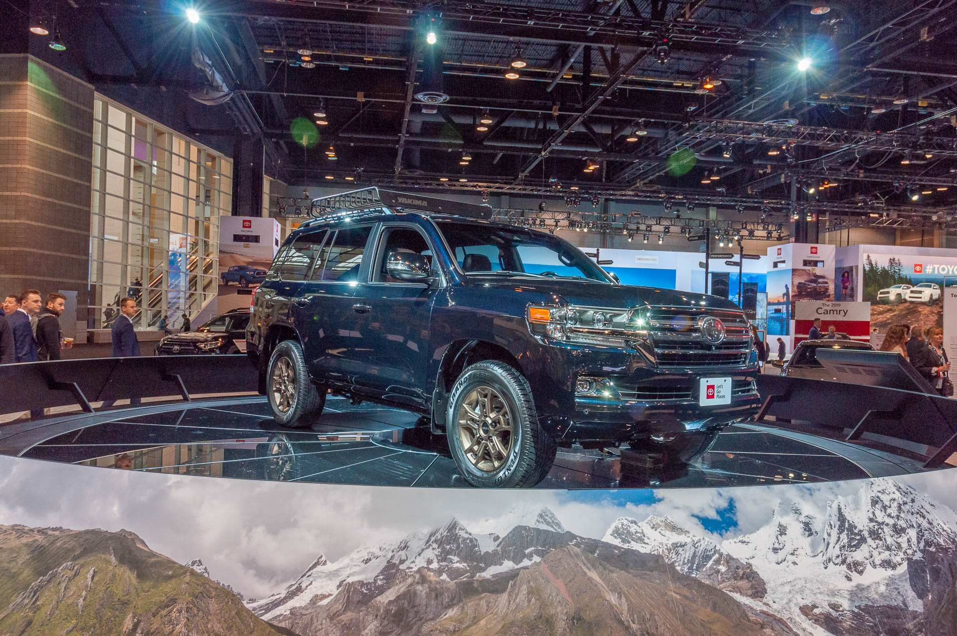 13 The Toyota Land Cruiser 2020 Spy Reviews