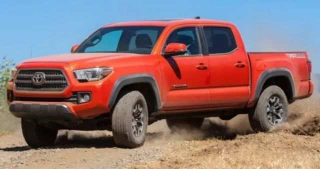 13 The Toyota Tacoma Hybrid 2020 Redesign And Review