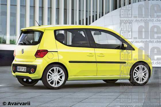 13 The Volkswagen Up 2020 Release Date