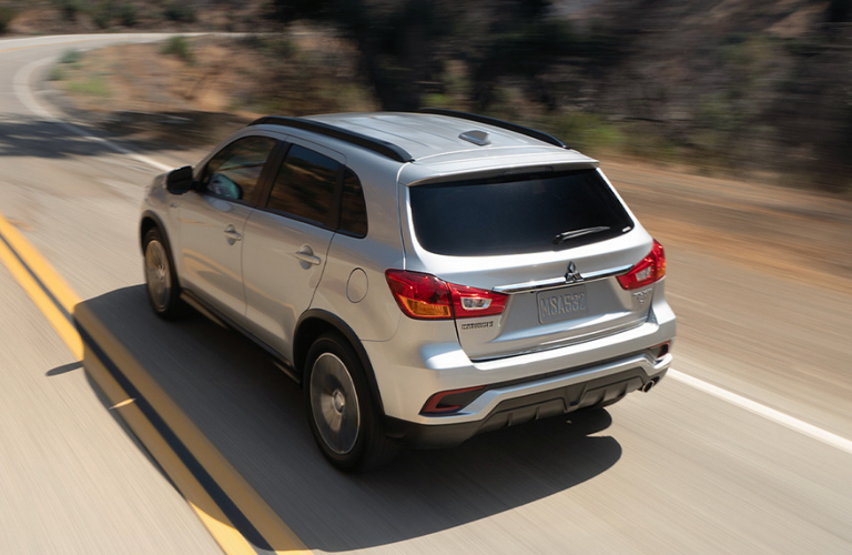14 A 2019 All Mitsubishi Outlander Sport Speed Test