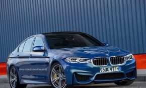 14 A 2019 BMW M5 Get New Engine System Spy Shoot