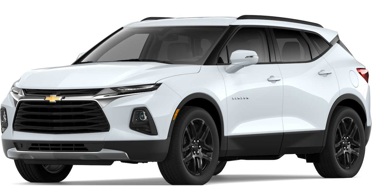 14 A 2019 Chevy Trailblazer History