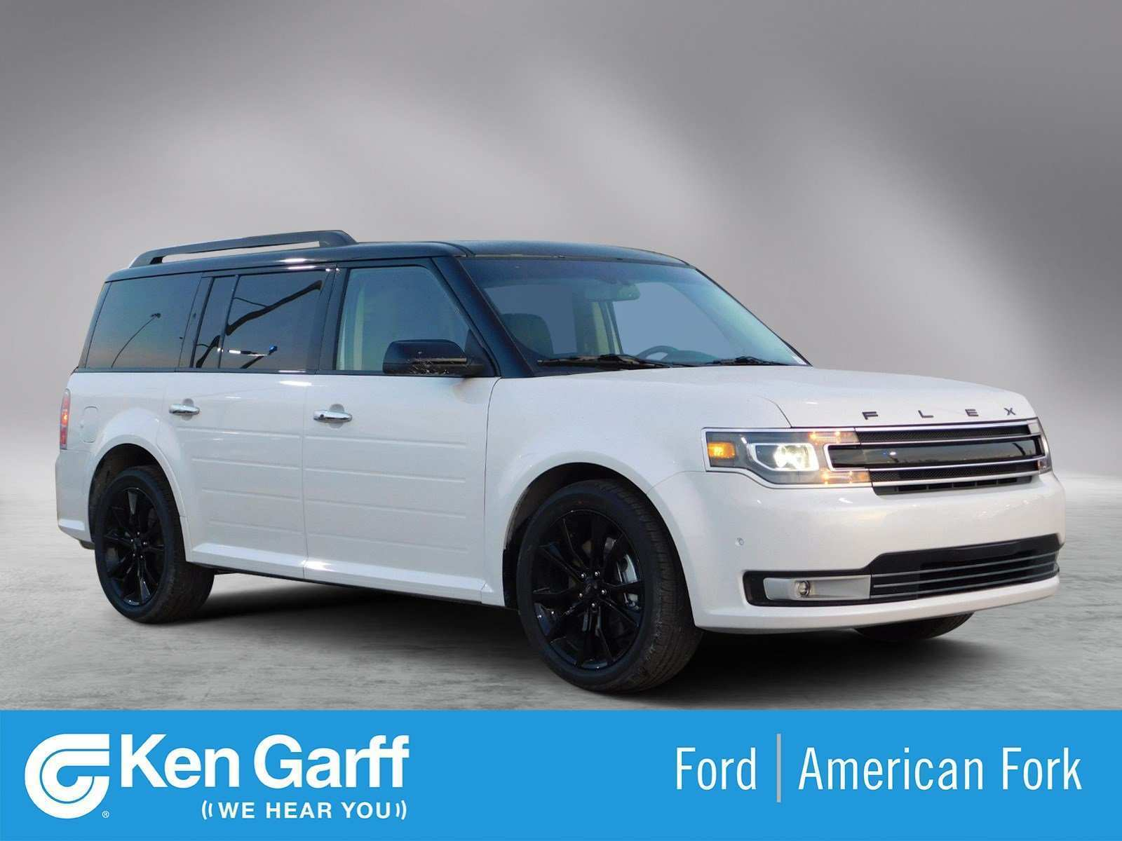 14 A 2019 Ford Flex Spesification