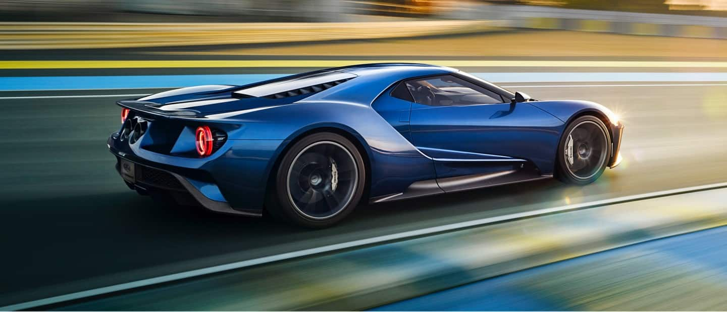 14 A 2019 Ford Gt Supercar Photos