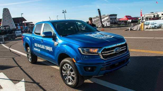 14 A 2019 Ford Ranger Usa Engine