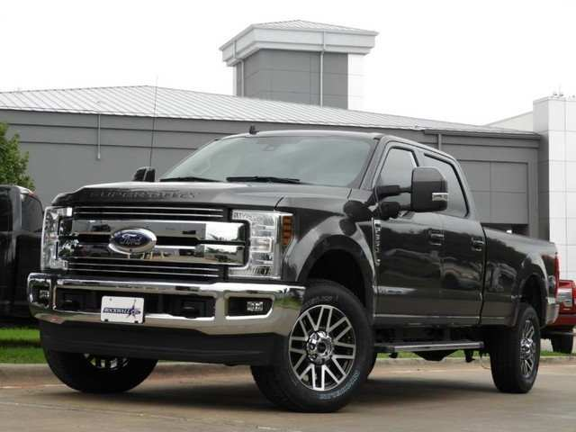 14 A 2019 Ford Super Duty Configurations