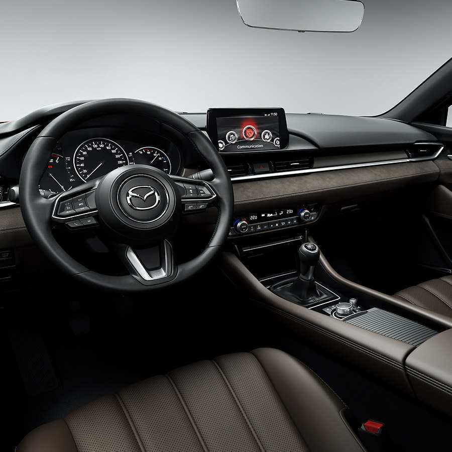 14 A 2019 Mazda 6 Images