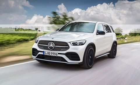 14 A 2019 Mercedes Benz M Class First Drive