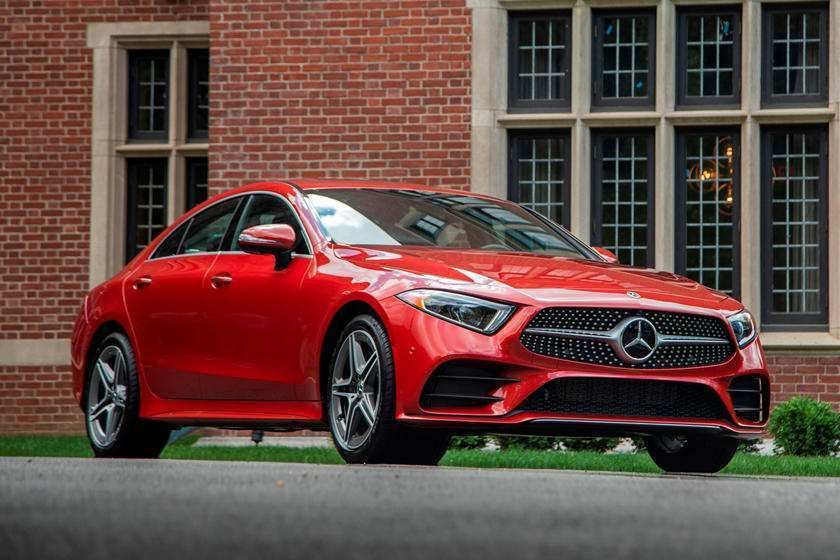 14 A 2019 Mercedes Cls Class Review And Release Date