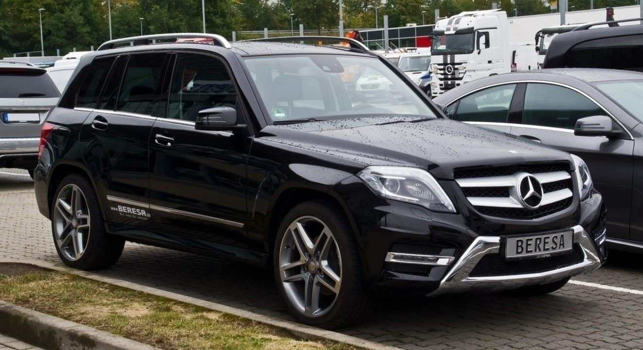 14 A 2019 Mercedes GLK Spesification