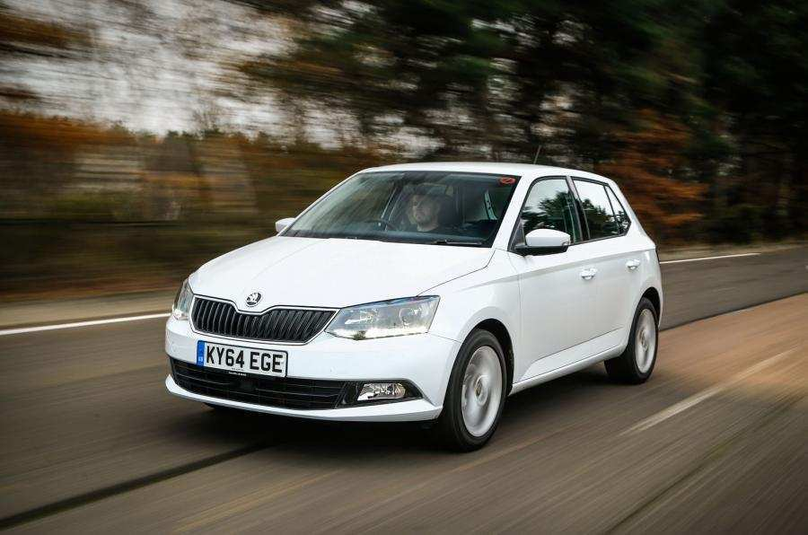 14 A 2019 Skoda Roomster Pricing