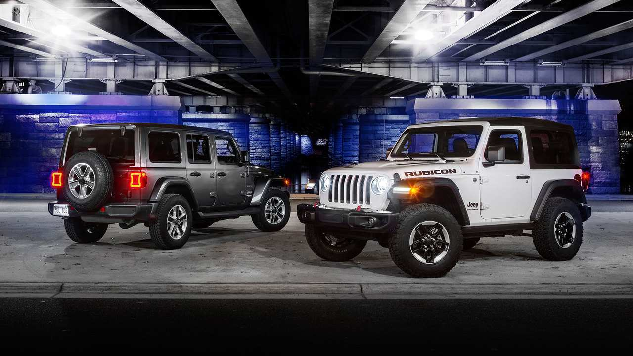 14 A 2019 The Jeep Wrangler First Drive