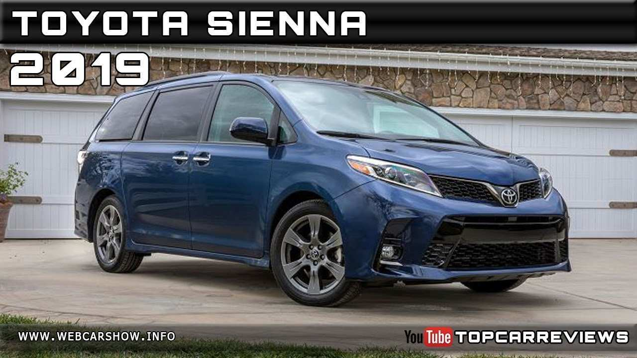 14 A 2019 Toyota Sienna Pricing