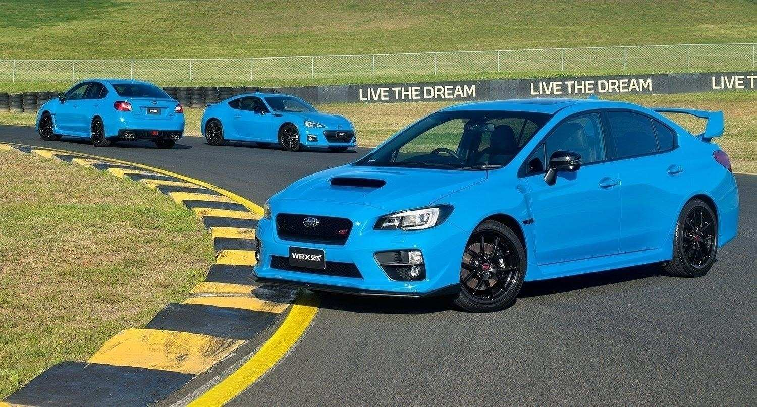 14 A 2019 Wrx Sti Hyperblue Rumors