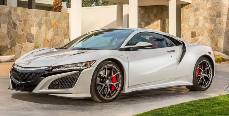 14 A 2020 Acura Nsx Type R Price And Release Date