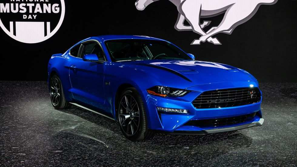 14 A 2020 Ford Mustang Release Date And Concept