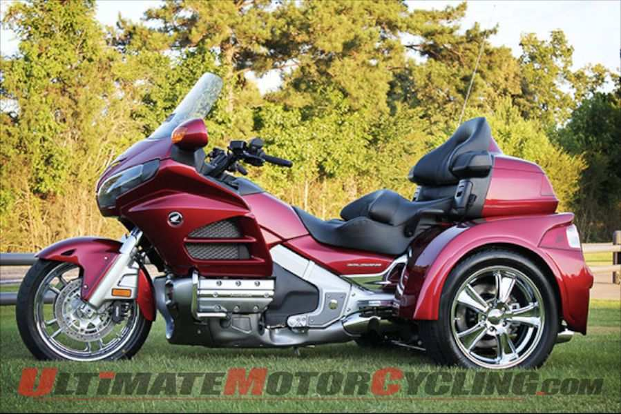 14 A 2020 Honda Goldwing Trike Release Date And Concept