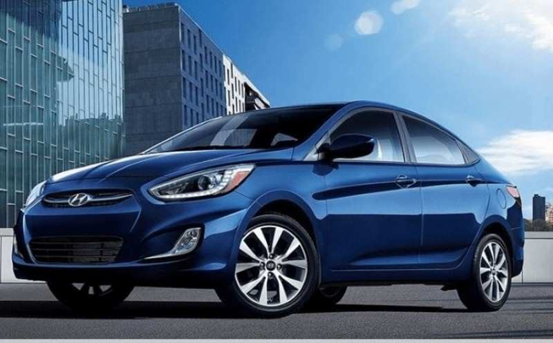 14 A 2020 Hyundai Accent Wallpaper