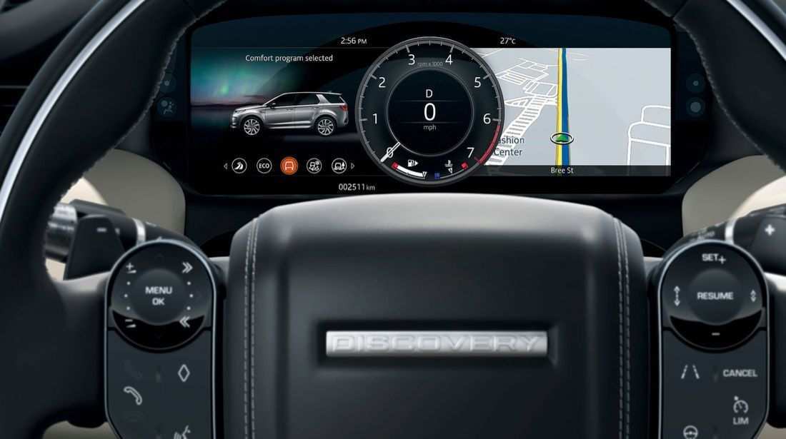 14 A 2020 Land Rover Discovery Sport New Review