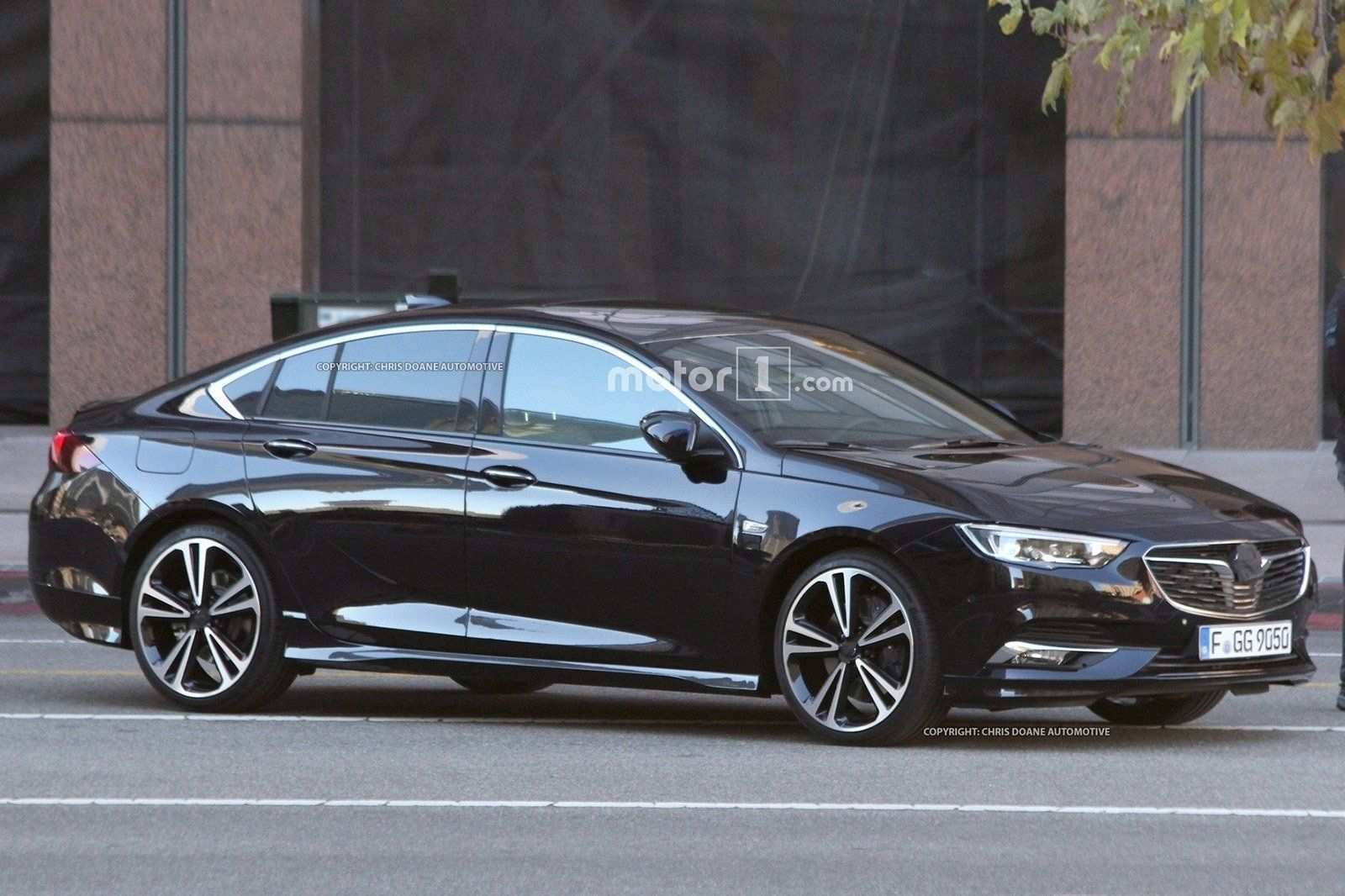 14 A 2020 New Opel Insignia Overview