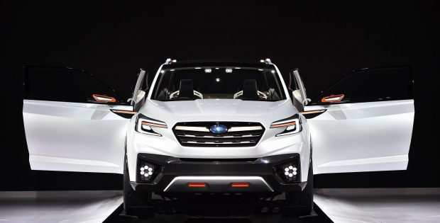 14 A 2020 Subaru Tribeca New Model And Performance