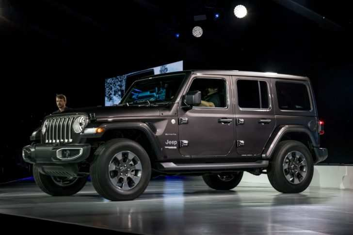 14 A 2020 The Jeep Wrangler Style