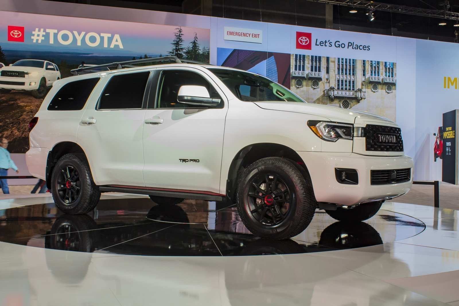 14 A 2020 Toyota Sequoia Release Date And Concept