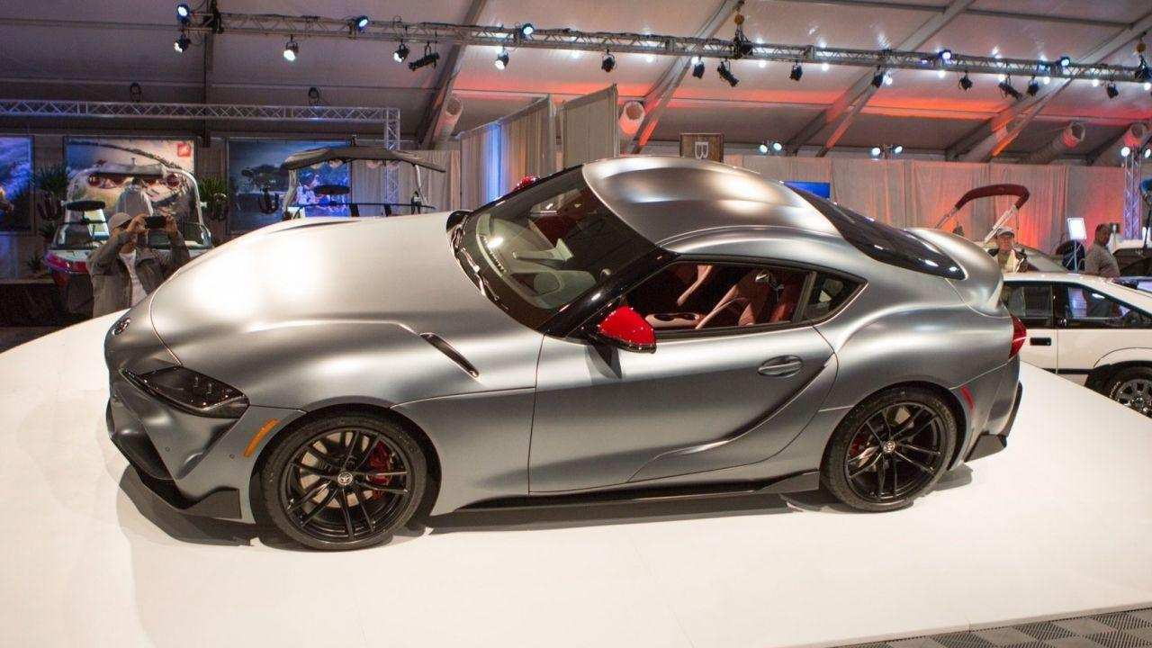 14 A 2020 Toyota Supra Specs And Review