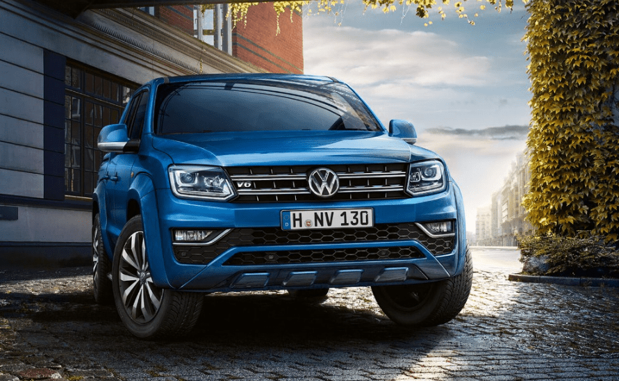 14 A 2020 VW Amarok Review