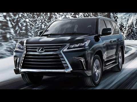 14 A Lexus Lx 570 Review 2020 Photos