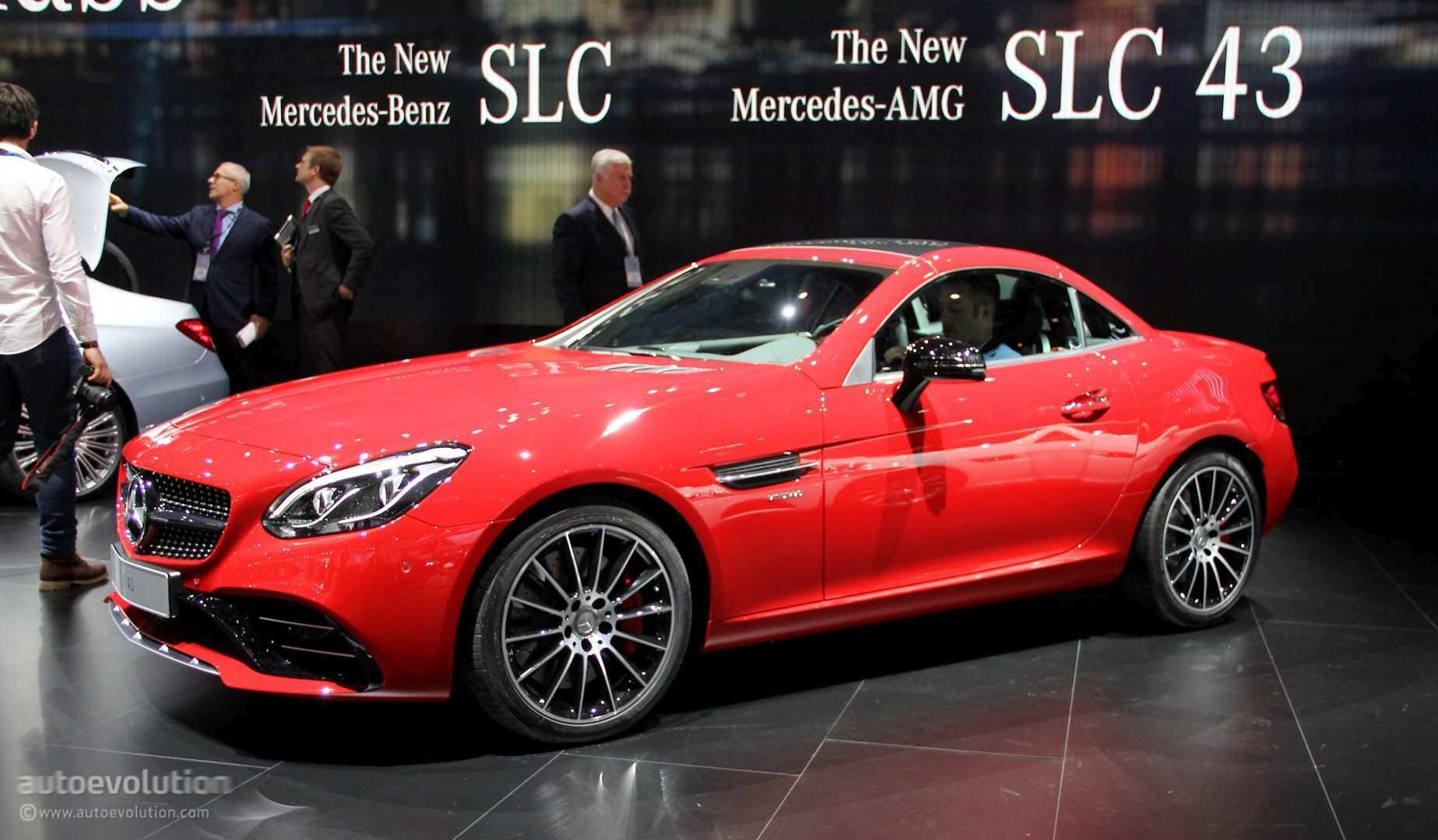 14 A Mercedes Slc 2019 Review
