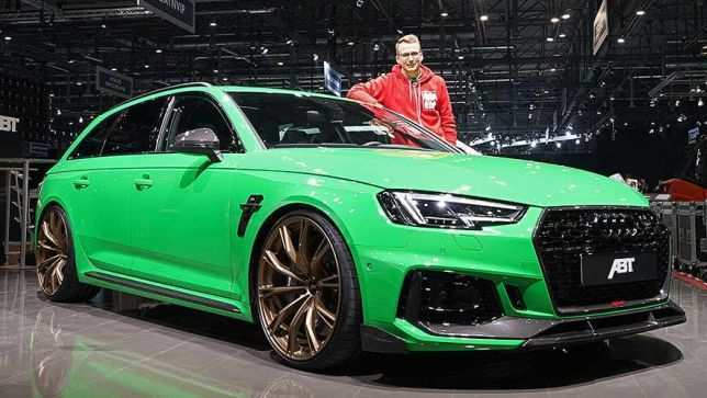 14 All New 2019 Audi Rs4 Price And Release Date