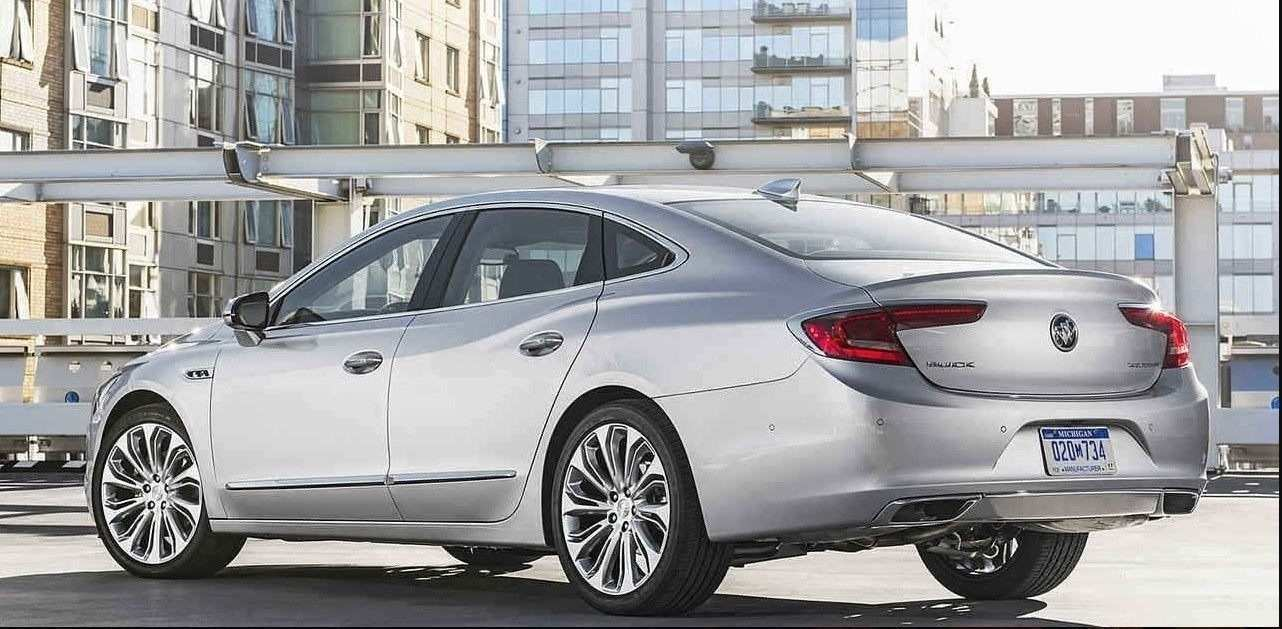 14 All New 2019 Buick Lesabre New Model And Performance
