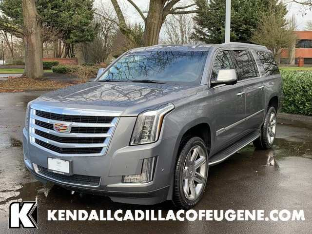 14 All New 2019 Cadillac Escalade Luxury Suv New Review