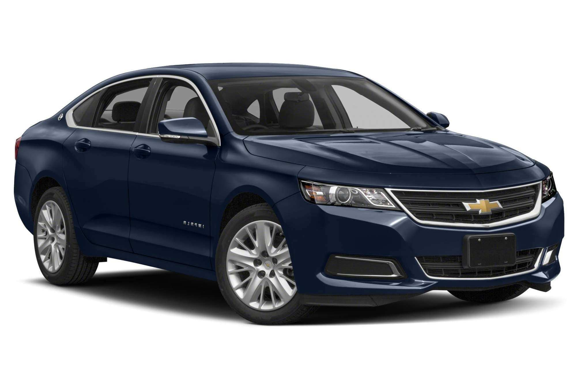 14 All New 2019 Chevy Impala SS Overview