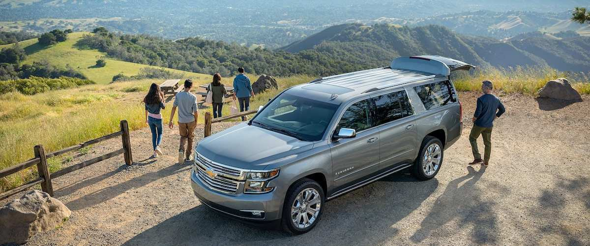 14 All New 2019 Chevy Suburban New Model And Performance