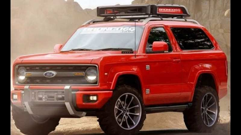 14 All New 2019 Ford Bronco Style