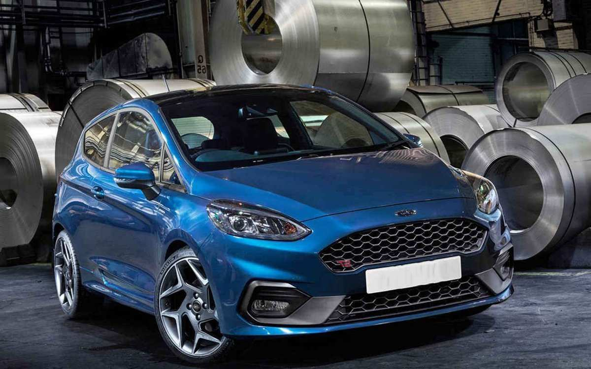 14 All New 2019 Ford Fiesta St Rs Configurations
