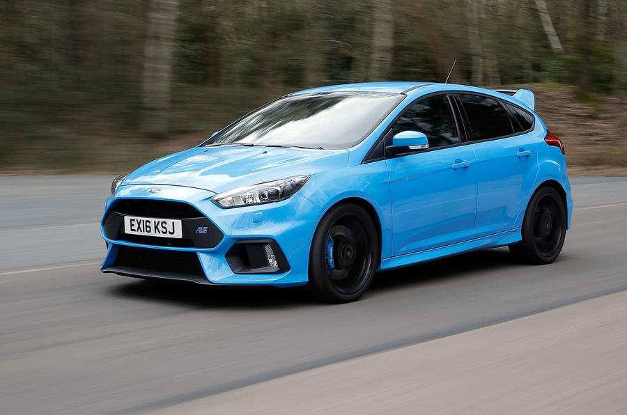 14 All New 2019 Ford Focus RS Engine
