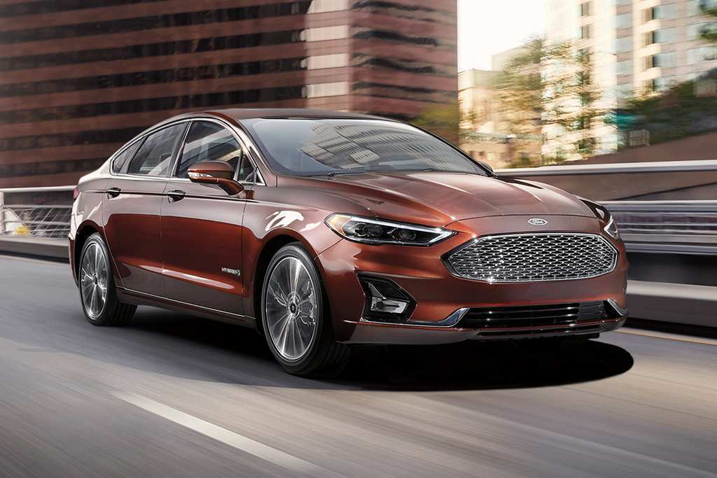 14 All New 2019 Ford Fusion Energi Redesign And Review