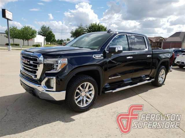 14 All New 2019 GMC Sierra 1500 Redesign And Concept