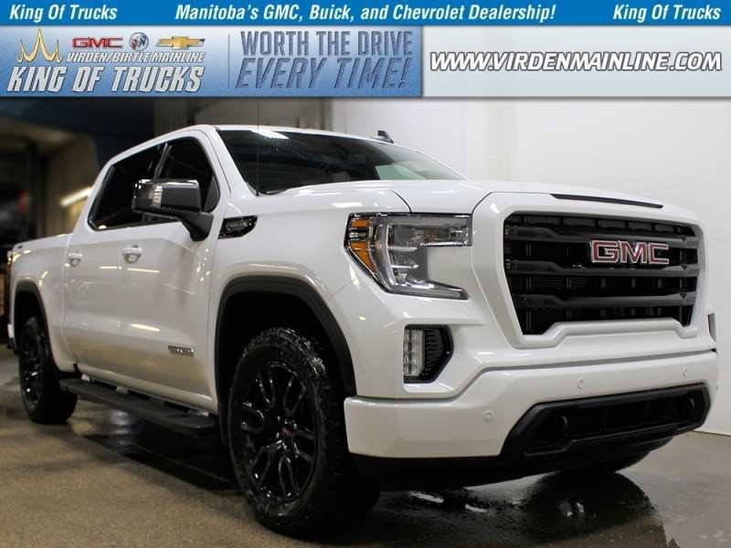 14 All New 2019 GMC Sierra Interior