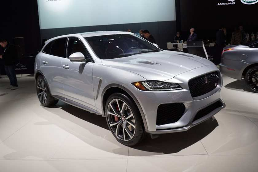14 All New 2019 Jaguar F Pace Svr 2 Configurations